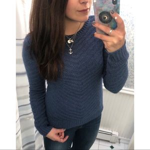 [Theory] Blue Dreams Sweater